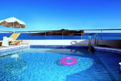 Seafront Villa with Roof Top Pool at Chania Crete for Sale 13