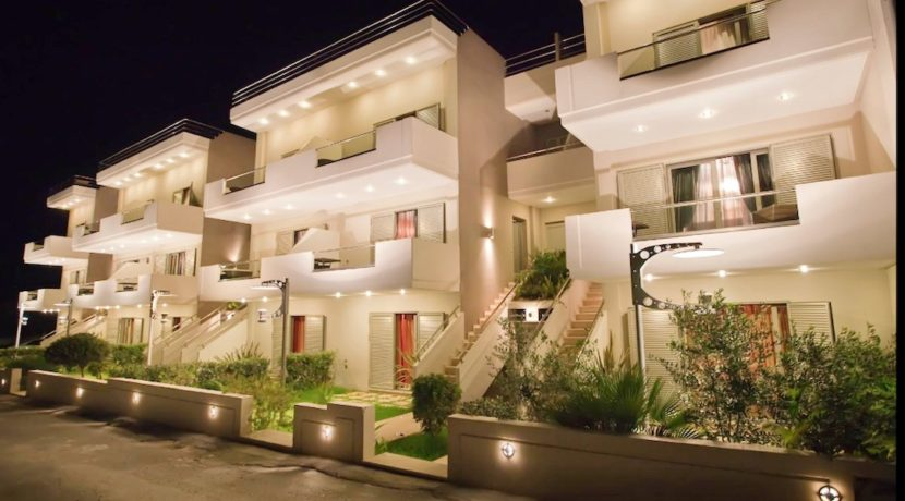 Seafront Villa with Roof Top Pool at Chania Crete for Sale 16