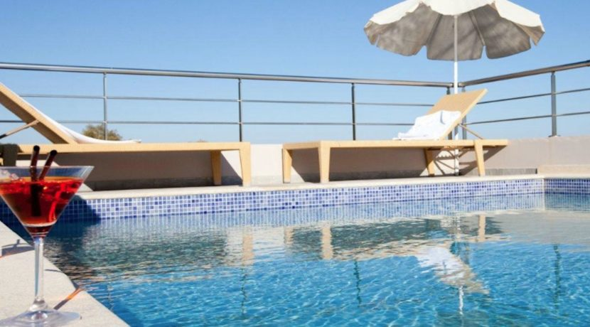 Seafront Villa with Roof Top Pool at Chania Crete for Sale 21