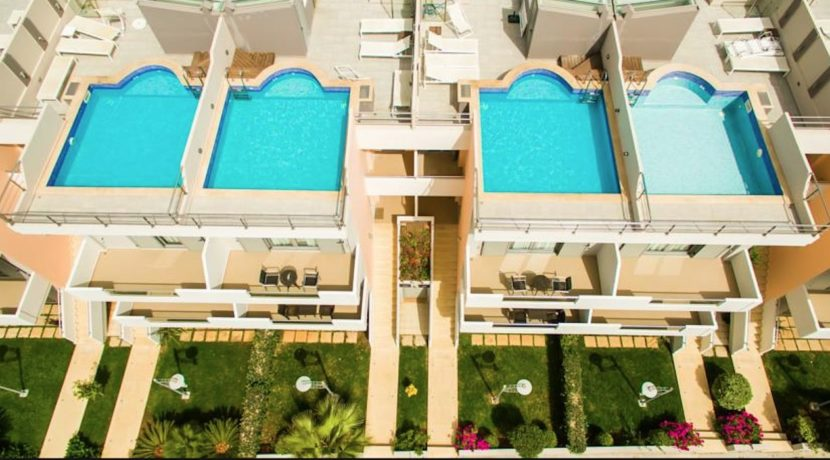 Seafront Villa with Roof Top Pool at Chania Crete for Sale 5