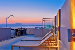 Seafront Villa with Roof Top Pool at Chania Crete for Sale 6