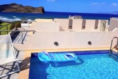 Seafront Villa with Roof Top Pool at Chania Crete for Sale 7