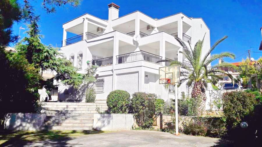 Villa for Sale at Panorama Thessaloniki Settlement N751
