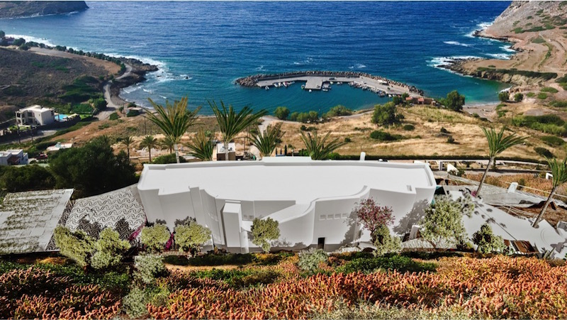 Waterfront Amazing Villa Crete 15