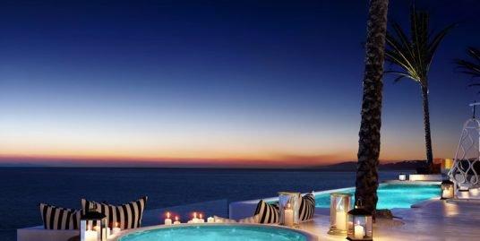 Super Waterfront  Villa Crete Greece, Mohlos area, near Agios Nikolaos