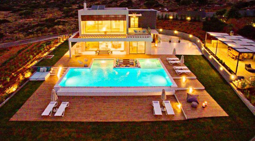 5 Star New Built Villa at Chania 2
