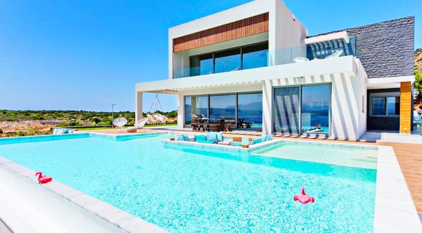 5 Star New Built Villa at Chania 3