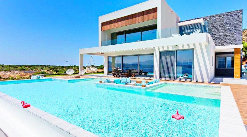 5 Star New Built Villa at Chania 3