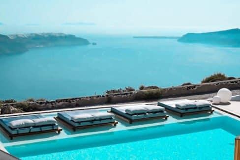 Caldera Boutique Hotel for Sale in Santorini Greece