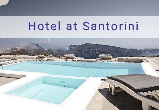 Caldera Boutique Hotel for Sale in Santorini Greece, Imerovigli