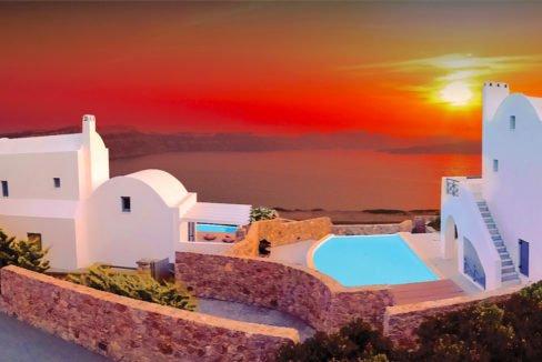 Luxury Villas for Sale in Santorini