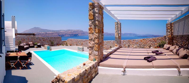 NEW Complex of 5 Luxury Villas for Sale in Santorini, Akrotiri 3