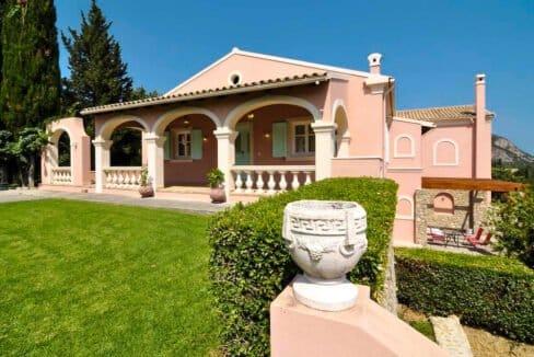 Villa in Corfu, Palaiokastritsa for sale