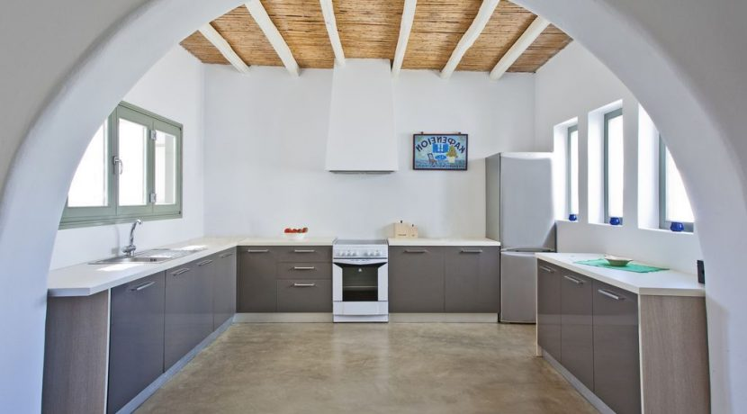 Villa in Paros Naousa with Pool for Sale Greece 17