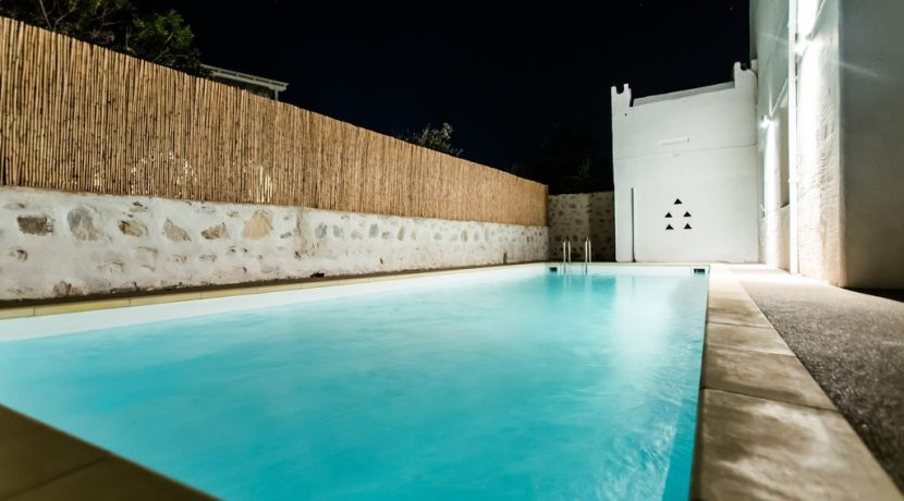 Villa in Paros Naousa with Pool for Sale Greece 20