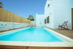 Villa in Paros Naousa with Pool for Sale Greece 7