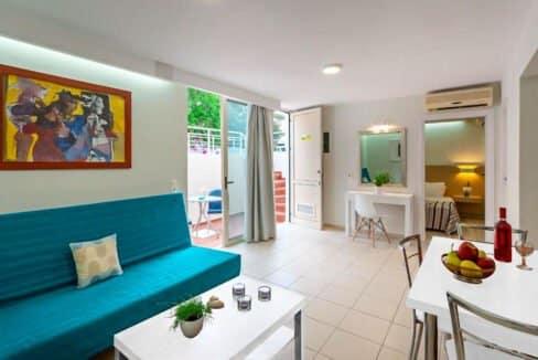 Villa of 5 Holiday apartments in Crete. Properties in Crete. Business in Crete 14