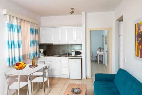 Villa of 5 Holiday apartments in Crete. Properties in Crete. Business in Crete 16