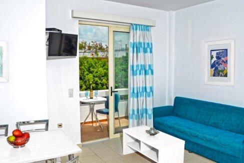 Villa of 5 Holiday apartments in Crete. Properties in Crete. Business in Crete 19