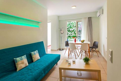 Villa of 5 Holiday apartments in Crete. Properties in Crete. Business in Crete 7