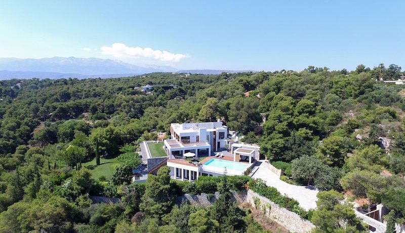 Amazing Villa Chania Crete For Sale Greece 38