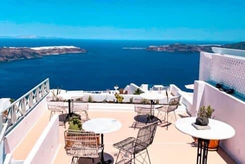 Caldera Hotel at Imerovigli Santorini