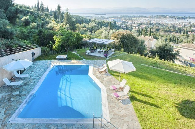 Luxury Estate Villa in Corfu for Sale 14