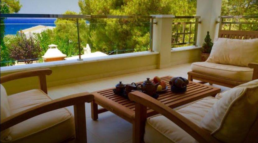 Luxury Villa by the sea Attica 12