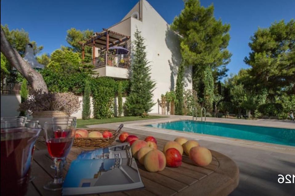 Luxury Sea View Villa by the sea near Porto Rafti, Athens