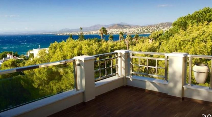 Luxury Villa by the sea Attica 16