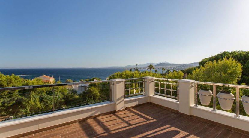 Luxury Villa by the sea Attica 9