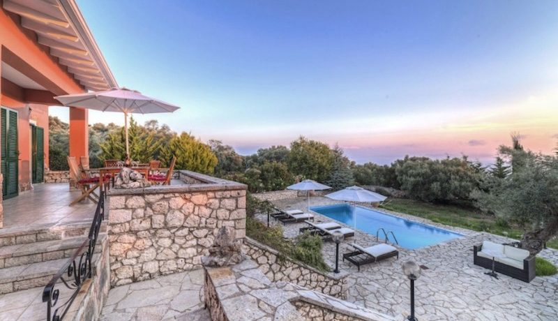 Luxury Villa for Sale Lefkada 1