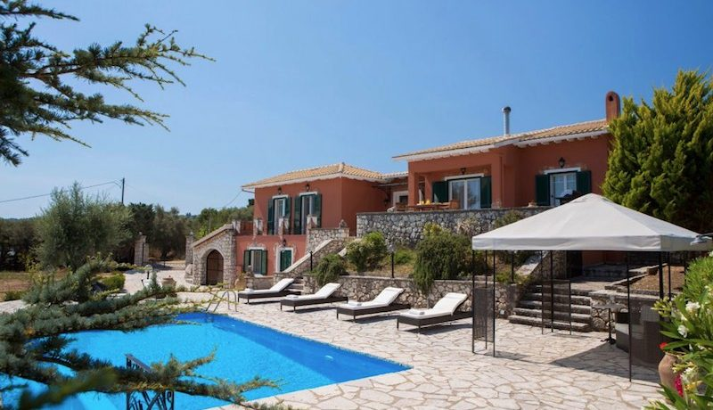 Luxury Villa for Sale Lefkada 2