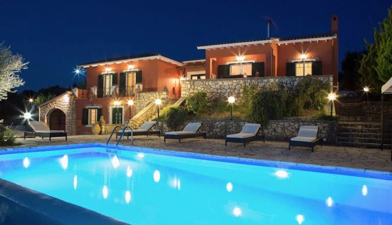 Luxury Villa for Sale Lefkada 5