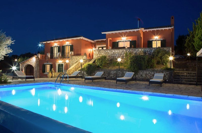 4 bedroom luxury Villa for sale Lefkada