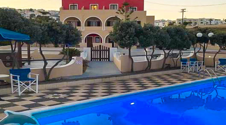Santorini Fira Hotel , Santorini Investments, Santorini Greece hotels for Sale