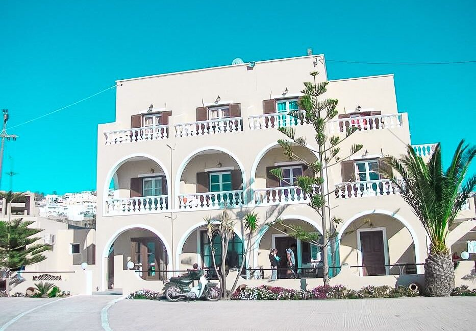 Santorini Fira Hotel for sale 9