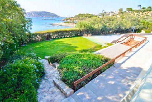 Seafront Villa in Attica with Private Beach 12