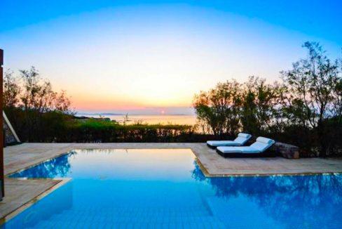 Seafront Villa in Attica with Private Beach 17