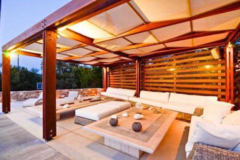Seafront Villa in Attica with Private Beach 20