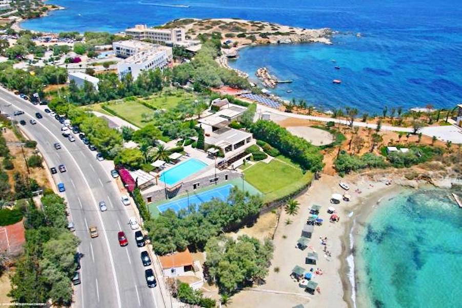 Seafront Villa in Attica with Private Beach 5