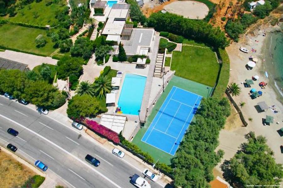Seafront Villa in Attica with Private Beach 7