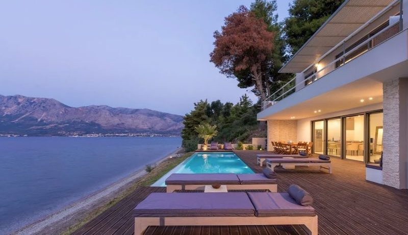 Waterfront Villa Lefkada Ionio 1