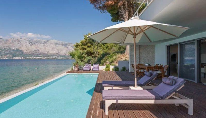 Waterfront Villa Lefkada Ionio 15