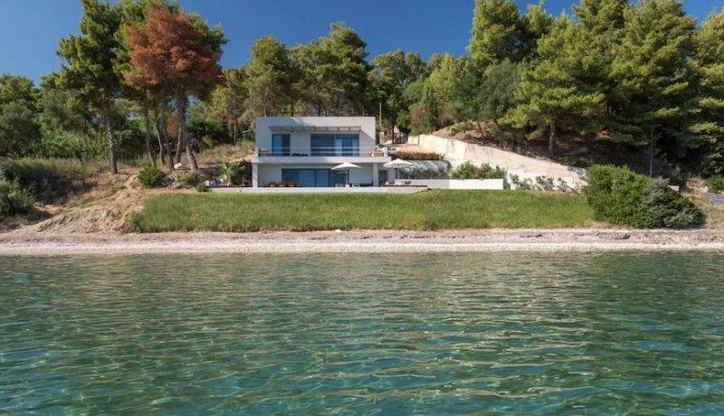 Waterfront Villa Lefkada Ionio 17