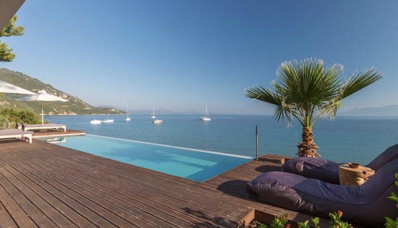 Waterfront Villa Lefkada Ionio 19