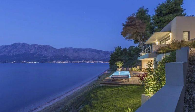 Waterfront Villa Lefkada Ionio 20