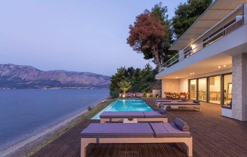 Luxury Estate Villa in Ionio, Near Lefkada, Paleros