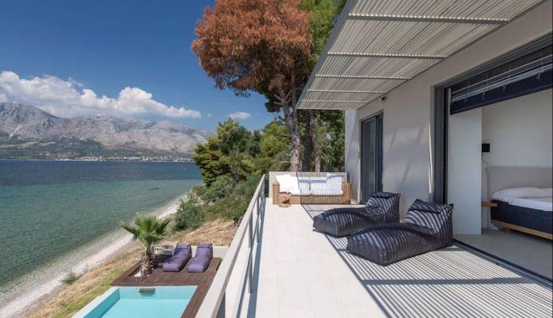 Waterfront Villa Lefkada Ionio 5