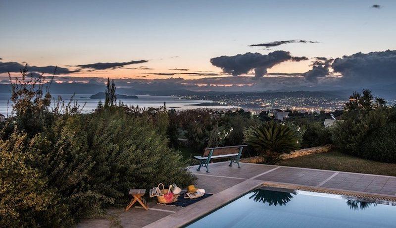 7 Bed Luxury Villa in Chania crete 1